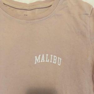 Brandy Melville Malibu Tee